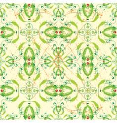 Artistic pattern vector