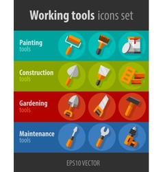 Working tools for vector