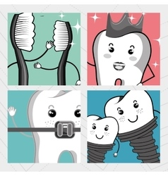 Tooth brush isolated icon design vector