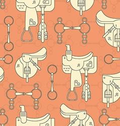 Saddles and bits pattern vector