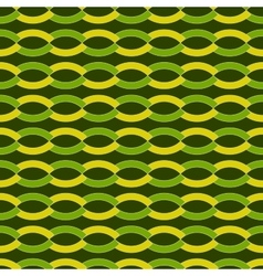 Wave geometric seamless pattern 808 vector image vector image