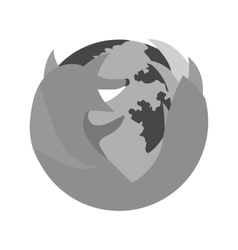 Firefox vector