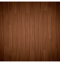 texture of wooden dark brown background vector image vector image