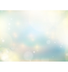 Soft colored abstract background EPS 10 vector image