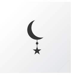 Star icon symbol premium quality isolated vector