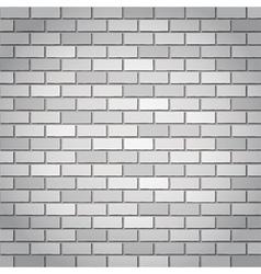 Whtie bricks vector