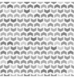Geometric seamless abstract pattern with triangles vector
