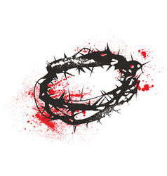 christian print vector image vector image