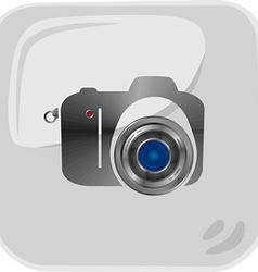 Web cam design background vector