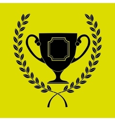 Award winner design vector