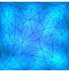 Abstract geometric lattice vector