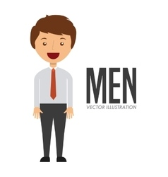 avatar of men vector image