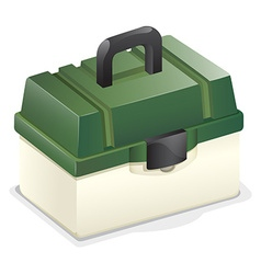 Tackle box vector