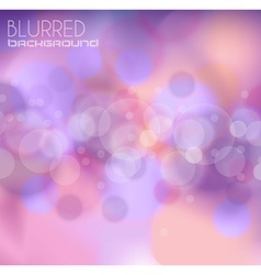 Abstract glietter background for greetings card vector