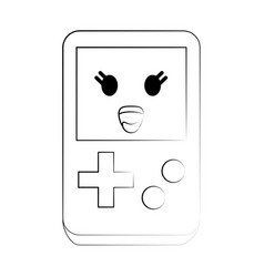 Videogame ilustration vector