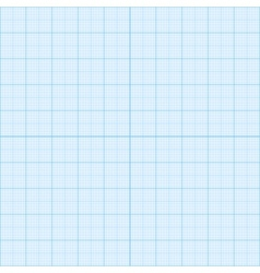 Real size millimeter ingeneering paper vector image