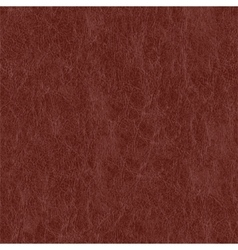 Realistic leather texture vector image