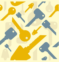 wallpaper keys vector image