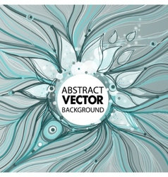 abstract trendy background vector image