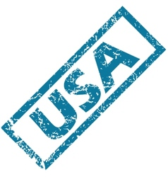 Usa rubber stamp vector