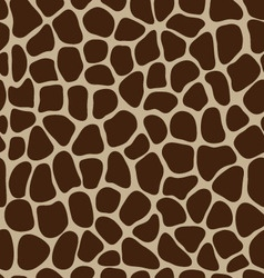 Leather of giraffe 3 vector
