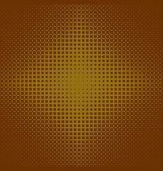 Geometrical halftone ellipse grid pattern vector