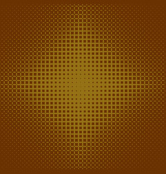 Geometrical halftone ellipse grid pattern vector