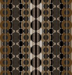 Jewelry Geometric pattern art vector image