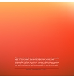 Red abstract background Christmas background - vector image vector image