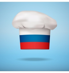 Russian national cuisine vector