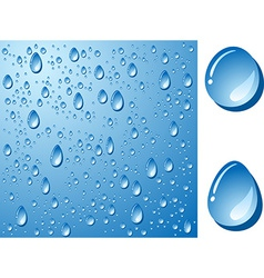 Wet surface vector