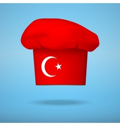 Turkish national cuisine vector