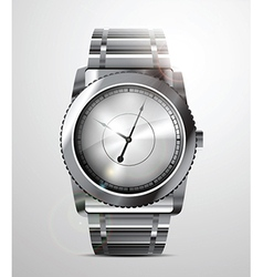 Fancy watch vector