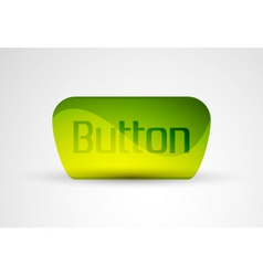 Web button vector