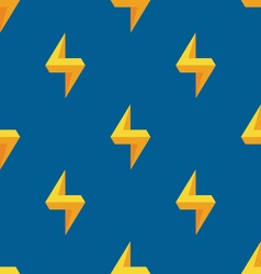 Super thunder pattern vector