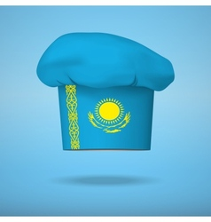 Kazakhstan national cuisine vector