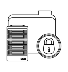 Web hosting related file lock vector