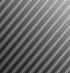 Diagonal crossed edgy lines pattern in vector