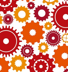 Gears design vector