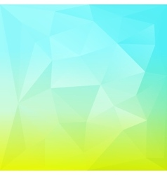 Abstract polygonal gradient background vector