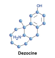 Dezocine opioid analgesic vector