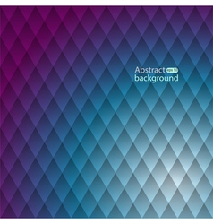 Abstract background with a pattern of geometric sh vector