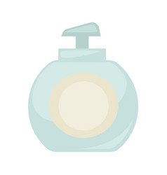 dispenser with soap vector image