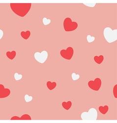 heart seamless vector image
