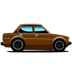 Toyota corolla ke70 side 01d vector