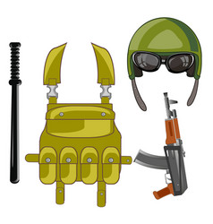 Facilities special forces vector