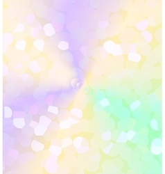 A gentle blurred light background vector