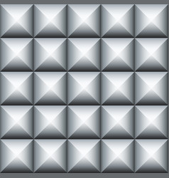 Abstract geometric 3d pattern vector