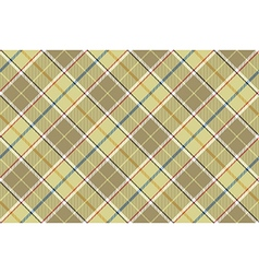 Beige check seamless diagonal fabric texture vector