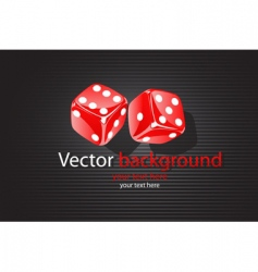 Dice vector